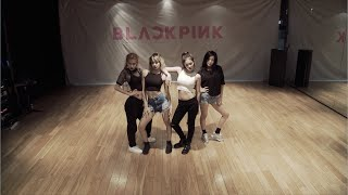 BLACKPINK   '휘파람(WHISTLE)' DANCE PRACTICE VIDEO