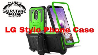 product reviews #101 LG Stylo Phone Case