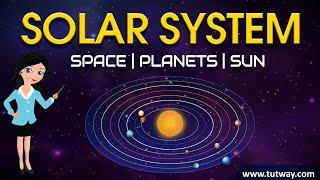 Our Solar System | Science | Grade-2,3 | Tutway |