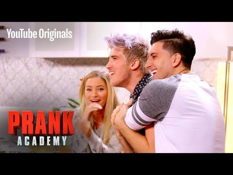 Fire Behind the Scenes with iJustine - Prank Academy