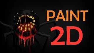 HOW TO PAINT 2D GAME ART IN PS - STEP BY STEP TUTORIAL