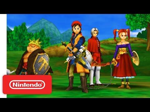 Видео № 0 из игры Dragon Quest VIII: Journey of the Cursed King [3DS]