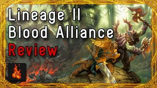 Lineage 2 Blood Alliance Android Review Español   Ignis