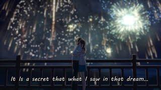 Kimi no Suizou wo Tabetai Fireworks Full 『Lyrics AMV』 Himitsu - Sumika