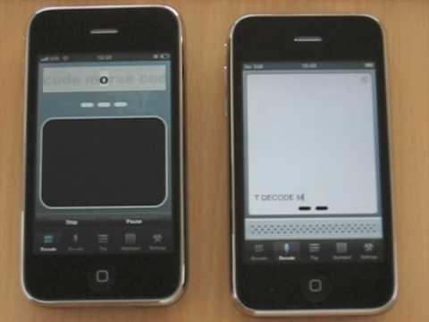 Morse-It iPhone App Makes Samuel Morse Proud On His Birthday
