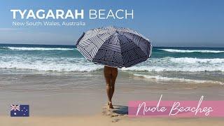 Nude Beaches of Australia - Tyagarah Beach