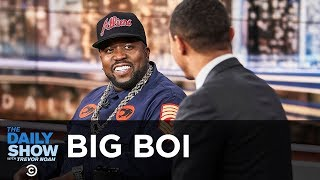"Big Boi   Breaking Down Musical Barriers With ""Boomiverse"" 