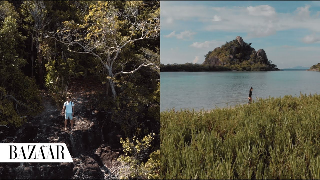 Petualangan Denny Sumargo dan Jessie Setiono ke Pulau Bawah