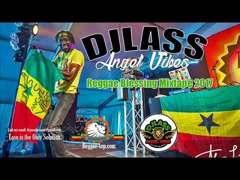 Reggae Blessing Mixtape Feat. Romain Virgo Morgan Heritage Etana Luciano Anthony B Capleton