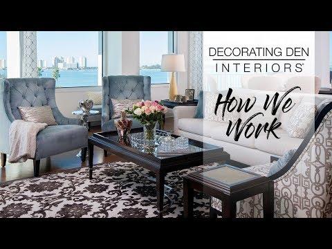 , title : 'Decorating Den Interiors: How We Work