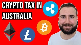 Crypto Tax In Australia