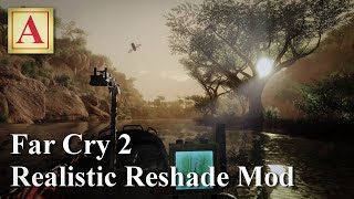 FC2 Realistic Reshade Montage