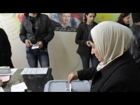 العرب اليوم - شاهد: أول انتخابات لمجالس الإدارة المحلية في سورية منذ عام 2011
