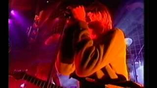 Nirvana Smells Like Teen Spirit live vocal