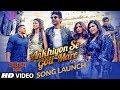 Ankhiyon Se Goli Mare Song Launch | Tulsi Kumar | Behind The Scenes | Kartik A, Ananya P, Bhumi P