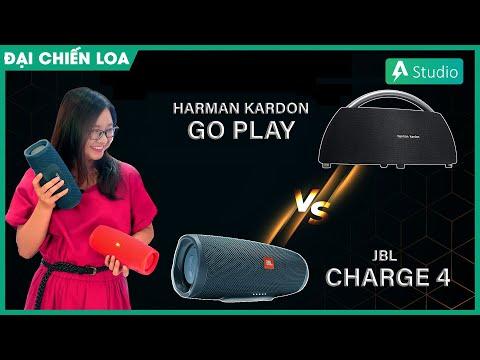 [Đại chiến loa] HK Go Play vs JBL Charge 4 x2| Chọn 2 loa hay 1 ???
