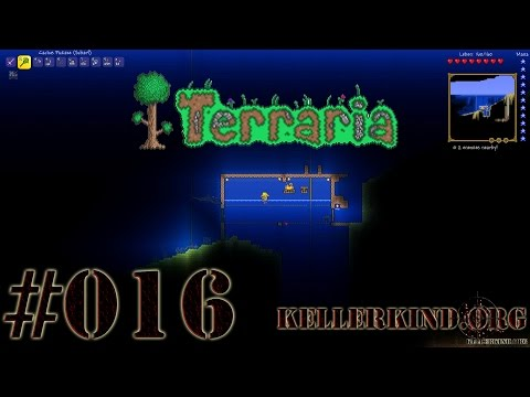 Terraria #16 – Expansion ins Meerreich ★ Let's Play Terraria [HD|60FPS]