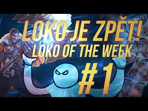 LOKO JE ZPÁTKY! - KVÍK OF THE WEEK