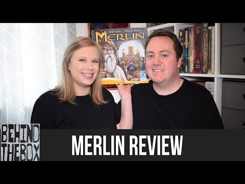 Merlin - Behind the Box Review