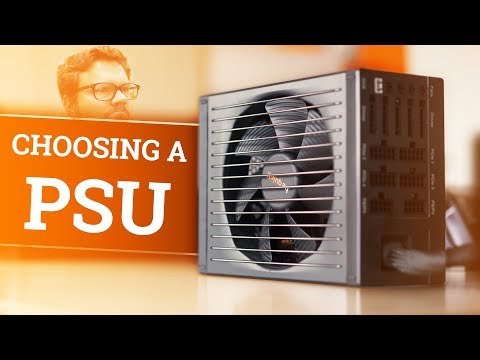 How To Choose a Power Supply
