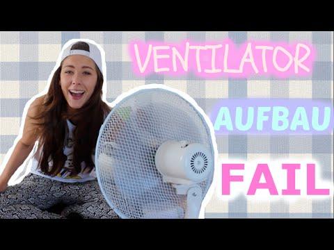 Unboxing oder so :D / Ventilator