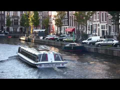 Alledaagse beelden uit Amsterdam