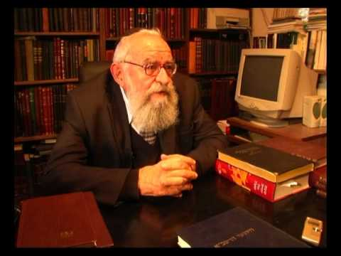 הרב יהודה עמיטל על ההגעה לארץ אחרי השואה