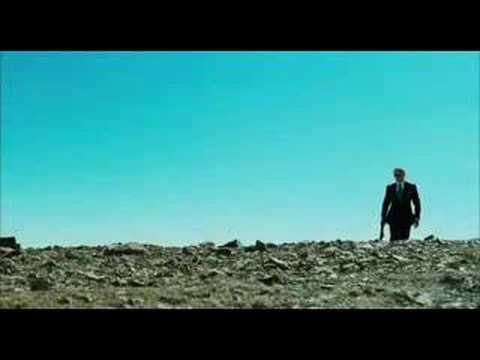 Quantum of Solace Trailer —  Bond, James Bond