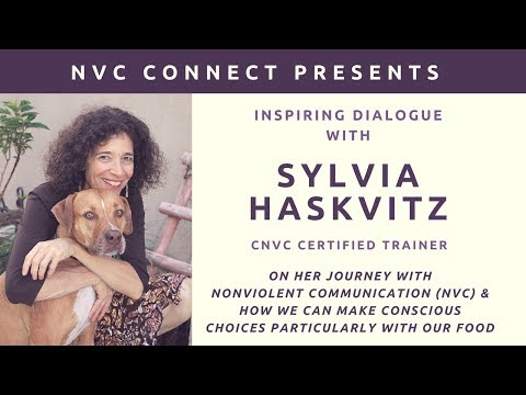 Sylvia Haskvitz on NVC & Our Relationship with Food   NVC ...