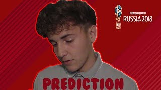 Psychic Predicts the Fifa 2018 WORLD CUP!