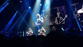 2CELLOS 2018.11.19 Budokan Rain Man Theme