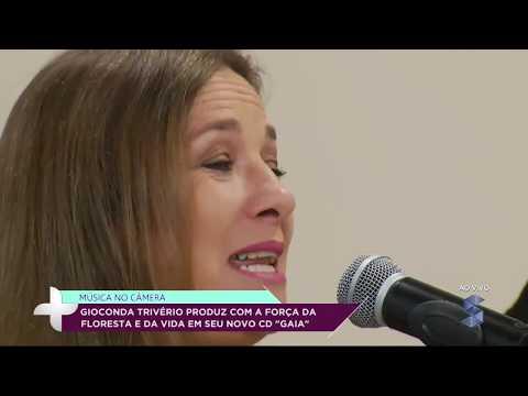 Gioconda Trivério canta na SICTV - Gente de Opinião