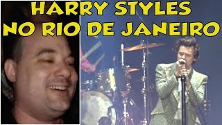 HARRY STYLES Na Jeunesse Arena   VLOG (Rio De JaneiroRJ, 27052018)