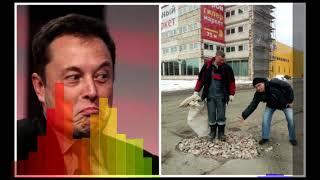 Россия поставила США три двигателя/Как тебе такое Илон Маск