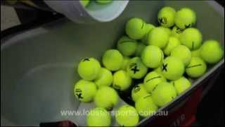 Lobster Elite 1 Ball Machine video