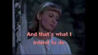Grease - Hopelessly devoted to you with Lyrics