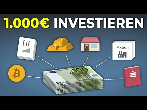 , title : 'Wie sollte man 1.000€ investieren?