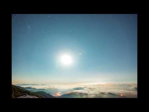 보현산천문대에서 찍은 한여름밤 하늘