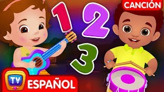 Diez Niños Lindos & Diez Niñas Lindas (Ten Little Boys & Ten Little Girls) | ChuChu TV
