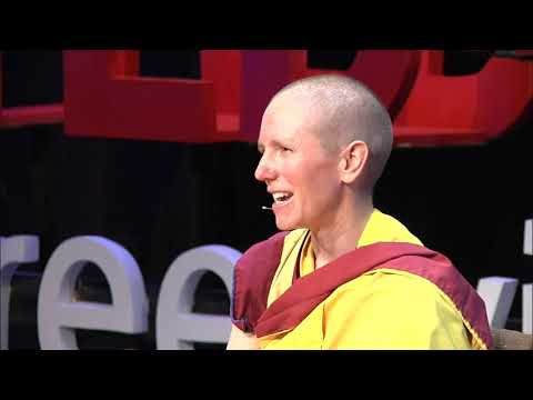 Happiness is all in your mind Gen Kelsang Nyema at TEDxGreenville