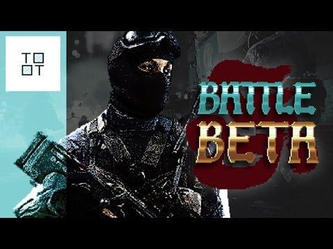 Battlefield Beta Taken Back To The 16-Bit (Or 32-Bit) Era