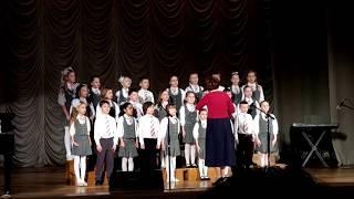 2018.03.23 ПЕТРУШКА (Хор)  Отчетный концерт в ДК Воровского