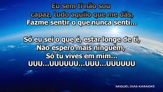 NUNO RIBEIRO – Longe (Karaoke) Versão
