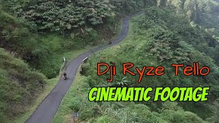 Dji Ryze Tello cinematic footage #Backtonature #dji #tello #drone #cinematic