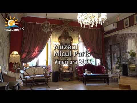 Muzeul Micul Paris #promo