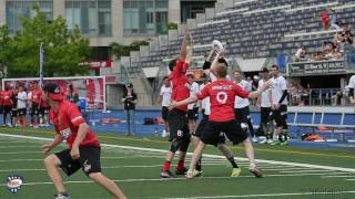 Toronto Rush vs New York Empire (AUDL 2016) - NKolakovic