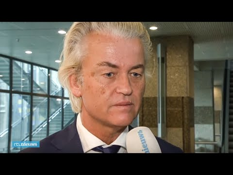 Wilders reageert op bemoeienis proces: 'maffiapraktijken' - RTL NIEUWS