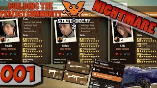 Update 19 patch notes and Best characters best skills and traits - State of Decay 2 JE Nightmare Ep 01