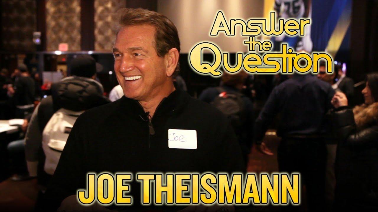 Joe Theismann goes on Super Bowl game show, answers New York trivia thumbnail