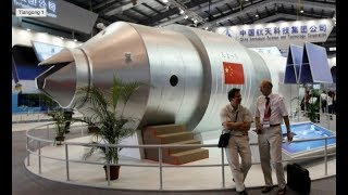 "Breaking: ""China Space Lab To Crash Into The Earth"" Heavenly Palace!!!"